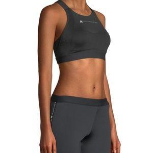 Adidas by stella mccartney BLACK Sport Bra Top XS